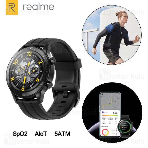 ساعت هوشمند ریلمی Realme Watch S Pro Smart Watch RMA186