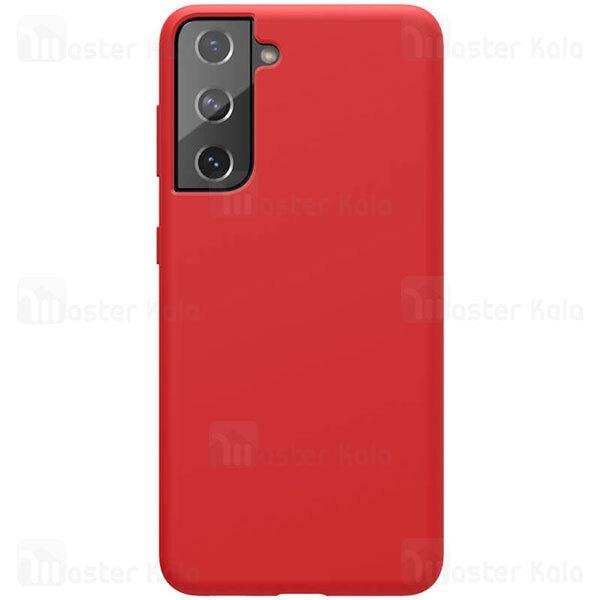 قاب سیلیکونی نیلکین سامسونگ Samsung Galaxy S21 Nillkin Flex PURE Case
