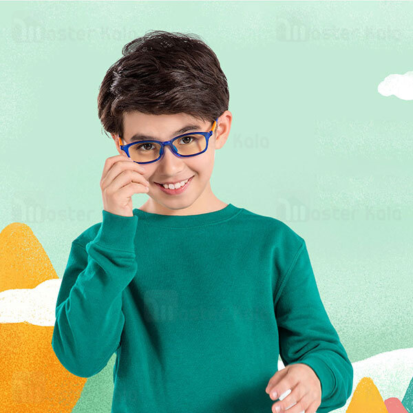 عینک محافظ چشم شیائومی Xiaomi Mijia Children Anti Blue Ray Glasses HMJ03TS مخصوص کودکان