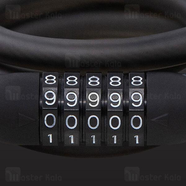 قفل شلنگی دوچرخه و موتور شیائومی Xiaomi Ninebot Password Lock