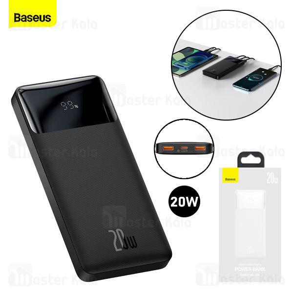 پاوربانک 10000 بیسوس Baseus Bipow Digital Display PPBD10K PPDML-L01 توان 20 وات