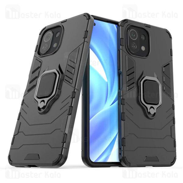 گارد ضد ضربه انگشتی شیائومی Xiaomi Mi 11 Lite / Mi 11 Lite 5G KEYSION ShockProof Armor Ring