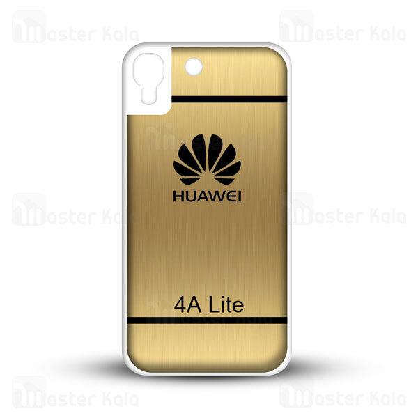 قاب ژله ای هواوی هانر Huawei Honor 4A LTE Brush Metal Jelly Case