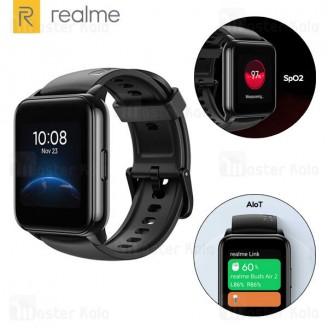 ساعت هوشمند ریلمی Realme Watch 2 Smart Watch RMW2008 نسخه گلوبال