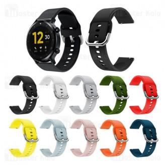 بند سیلیکونی ساعت هوشمند ریلمی Realme Watch S / Watch S Pro Strap Silicone Band