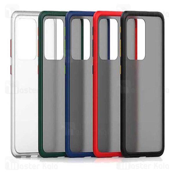 قاب مات Samsung Galaxy S20 Plus Transparent Hybrid Matte Case