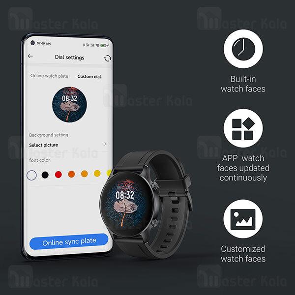 ساعت هوشمند شیائومی Xiaomi Haylou LS04 RS3 Smart Watch نسخه گلوبال