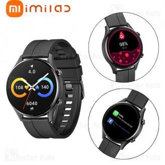 ساعت هوشمند شیائومی Xiaomi IMILAB W12 Smart Watch IP68 نسخه گلوبال