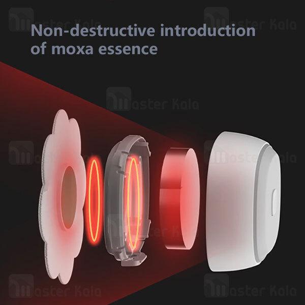 ماساژور دوتایی شیائومی Xiaomi Jeeback Moxibustion Device Massager M2-B