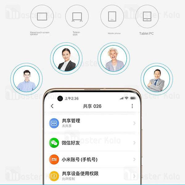 دوربین نظارتی هوشمند شیائومی Xiaomi Mi 360 Degree 1080p Home Security Camera MJSXJ10CM