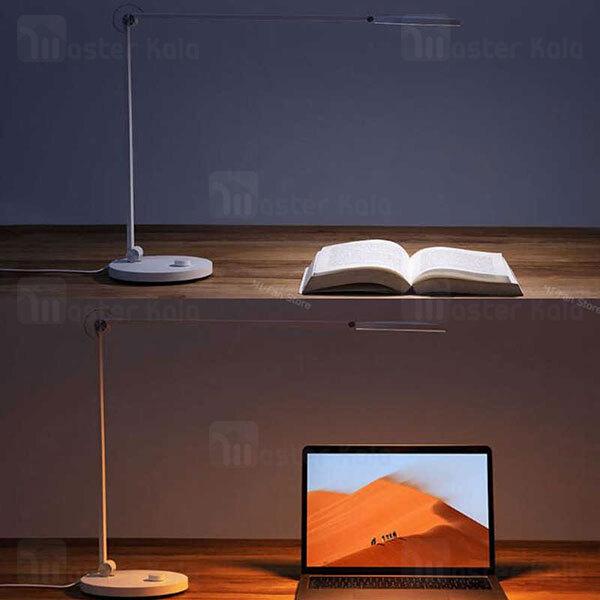 چراغ مطالعه رومیزی هوشمند شیائومی Xiaomi Mi Smart LED Desk Lamp Pro MJTD02YL