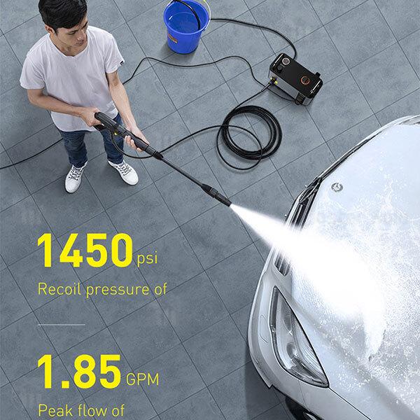 کارواش بیسوس Baseus F1 Car Pressure Washer EU CRXCJ-B0A