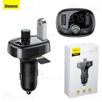 شارژر فندکی و پخش کننده بلوتوث Baseus T-Typed Bluetooth CCALL-TM01 فلش و رم خور