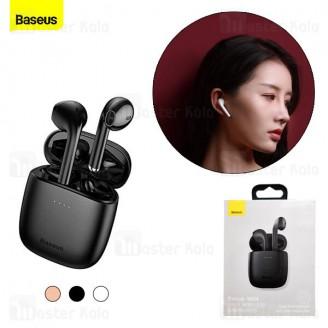 هندزفری بلوتوث دوگوش بیسوس Baseus W04 True Wireless Earphone NGW04-01 طرح ایرپاد