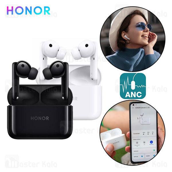 هندزفری بلوتوث دوگوش آنر Honor Earbuds 2 Lite ANC True Wireless Earbuds