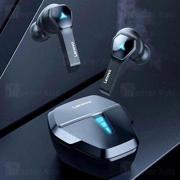 هندزفری بلوتوث دوگوش لنوو Lenovo HQ08 True Wireless Gaming Earbuds