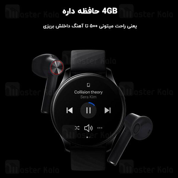 ساعت هوشمند وان پلاس OnePlus Watch W301CN Smart Watch Classic And Cobalt Edition