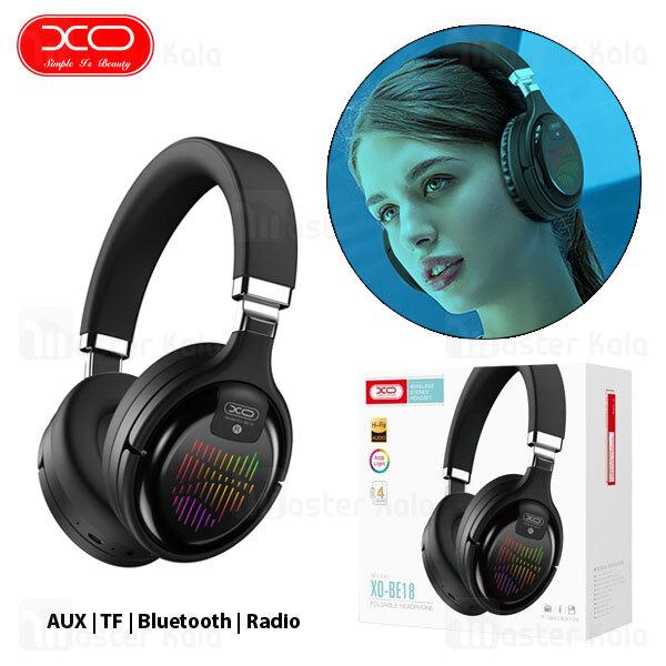 هدفون بلوتوث ایکس او XO BE18 Wireless Stereo Foldable Headset