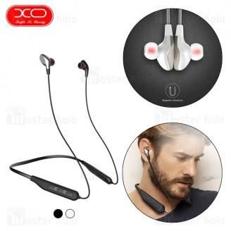 هندزفری بلوتوث ایکس او XO BS12 Sports Magnetic Bluetooth Neckband Earphone
