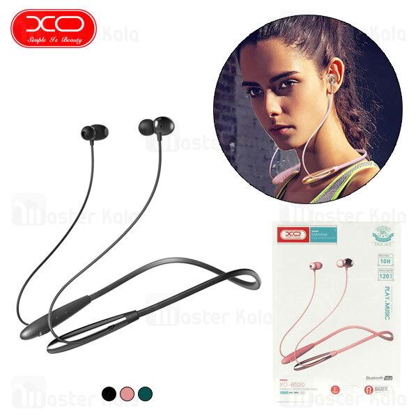 هندزفری بلوتوث ایکس او XO BS20 Sports Magnetic Bluetooth Headset