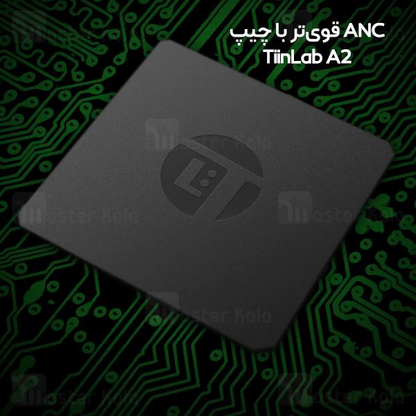 هندزفری بلوتوث شیائومی Xiaomi 1More E1004BA Dual Driver BT In-Ear ANC ENC