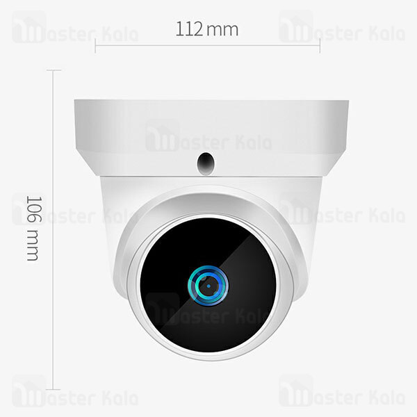 دوربین نظارتی هوشمند شیائومی Xiaomi Xiaovv Q1 PTZ Dome Camera XVV-3620S-Q1
