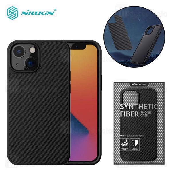 قاب فیبر کربنی نیلکین آیفون Apple iPhone 13 Nillkin Synthetic Fiber Protective Case