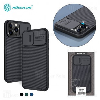 قاب محافظ نیلکین آیفون Apple iPhone 13 Pro Max Nillkin CamShield Pro Case دارای محافظ دوربین