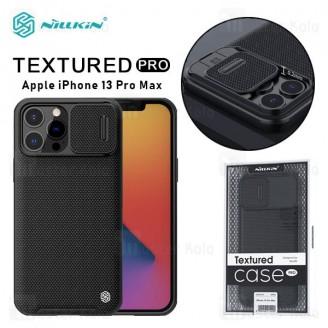 قاب فیبر نیلکین آیفون Apple iPhone 13 Pro Max Nillkin Textured Pro Nylon Fiber دارای محافظ دوربین