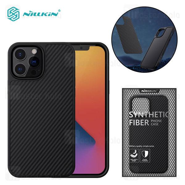 قاب فیبر کربنی نیلکین آیفون Apple iPhone 13 Pro Nillkin Synthetic Fiber Protective Case