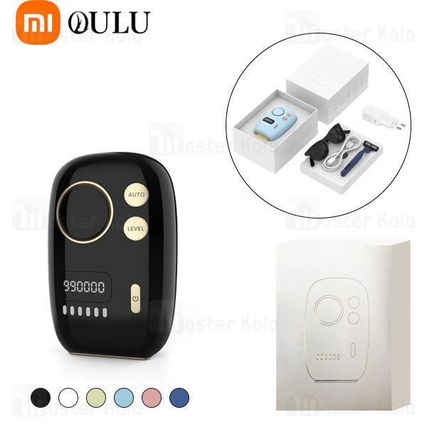 دستگاه لیزر مو خانگی شیائومی Xiaomi QULU Health Hair Removal Kitty 60