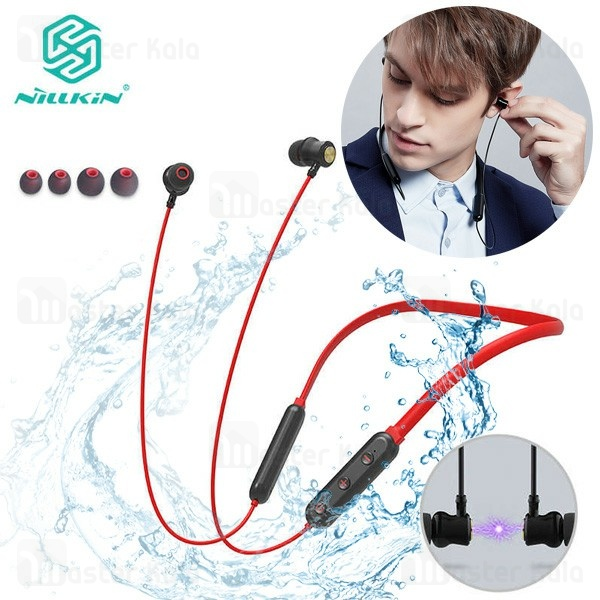 هندزفری بلوتوث Nillkin Soulmate Neckband Bluetooth Earphone ضد آب IPX4