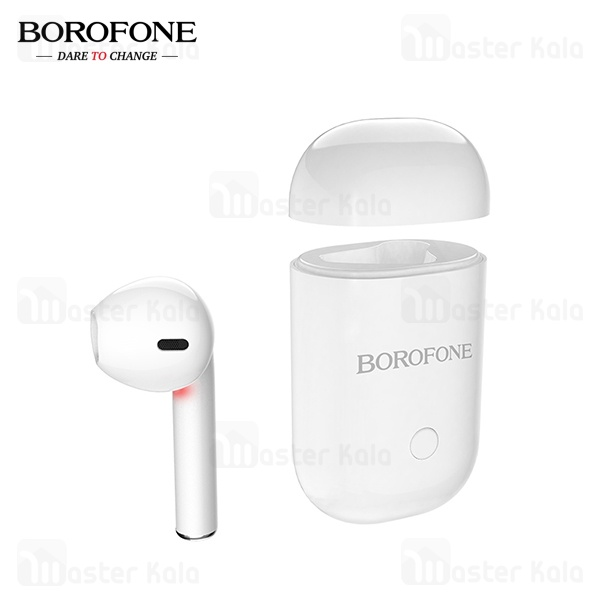 هدست بلوتوث تک گوش طرح ایرپاد بروفون Borofone BC19