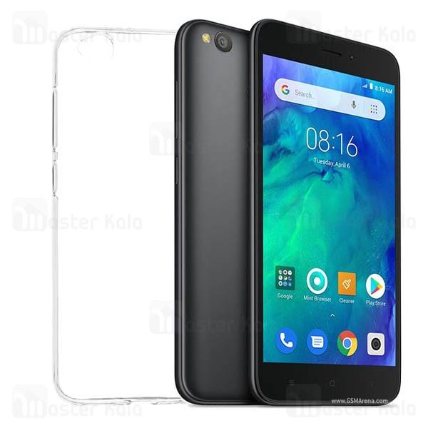 قاب ژله ای شیائومی Xiaomi Redmi Go COCO Clear Jelly