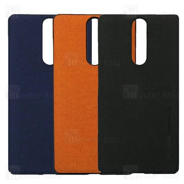 قاب طرح پارچه ای نوکیا Nokia 3.1 Plus / X3 Huanmin VIP Cloth Case