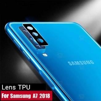 محافظ لنز نانو دوربین موبایل سامسونگ Samsung Galaxy A7 2018 / A750