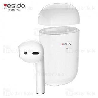 هدست بلوتوث تک گوش طرح ایرپاد یسیدو Yesido S1