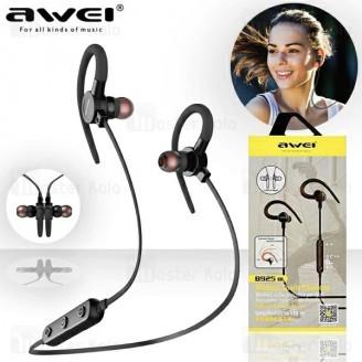 هندزفری بلوتوث اوی Awei B925BL Wireless Sports Earphone گردنی و مگنتی