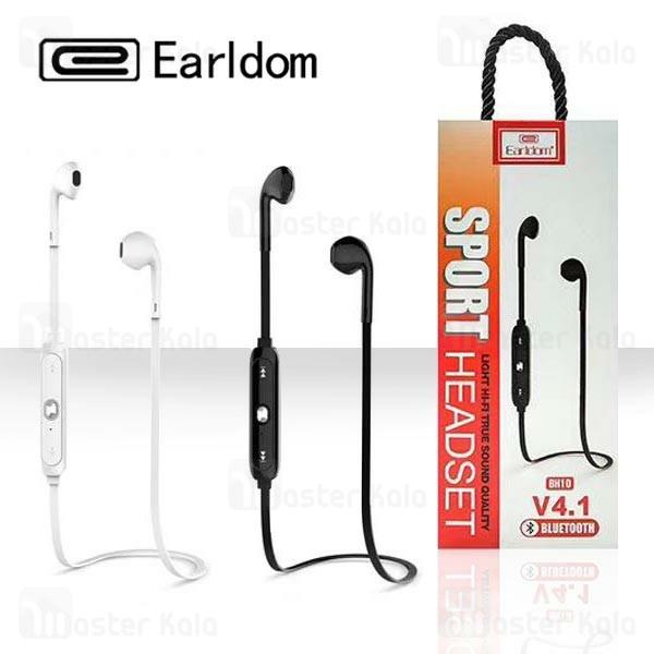 هندزفری بلوتوث ارلدام Earldom BH10 Sport Headset طراحی گردنی