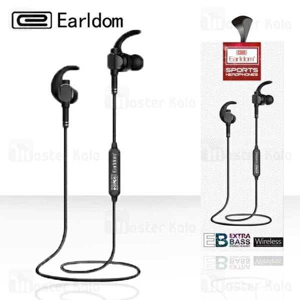 هندزفری بلوتوث ارلدوم Earldom BH18 Extra Bass Earphone طراحی گردنی