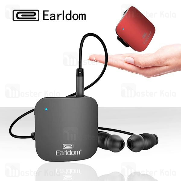 هندزفری سیمی ارلدام Earldom Earl-BH02 3 in 1 Earphone همراه دانگل بلوتوث