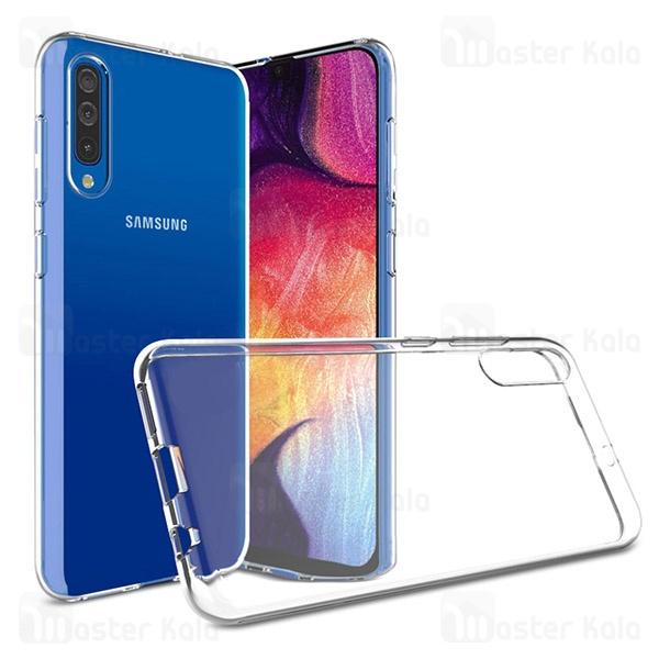 قاب ژله ای سامسونگ Samsung Galaxy A50 / A505 COCO Clear Jelly