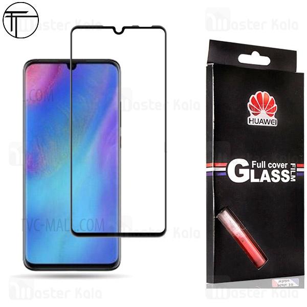 محافظ صفحه شیشه ای تمام صفحه تمام چسب TT هواوی Huawei P30 Lite / Nova 4e