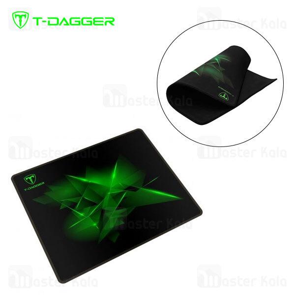 موس پد گیمینگ T-Dagger Geometry T-TMP201 Gaming Mouse Pad