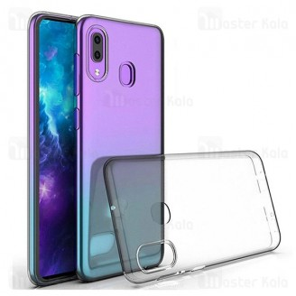 قاب ژله ای سامسونگ Samsung Galaxy A40 / A405 COCO Clear Jelly