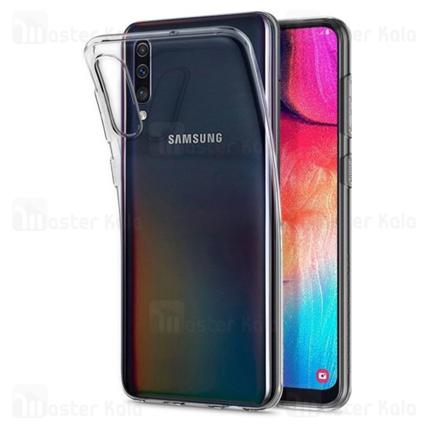 قاب ژله ای سامسونگ Samsung Galaxy A70 / A705 COCO Clear Jelly