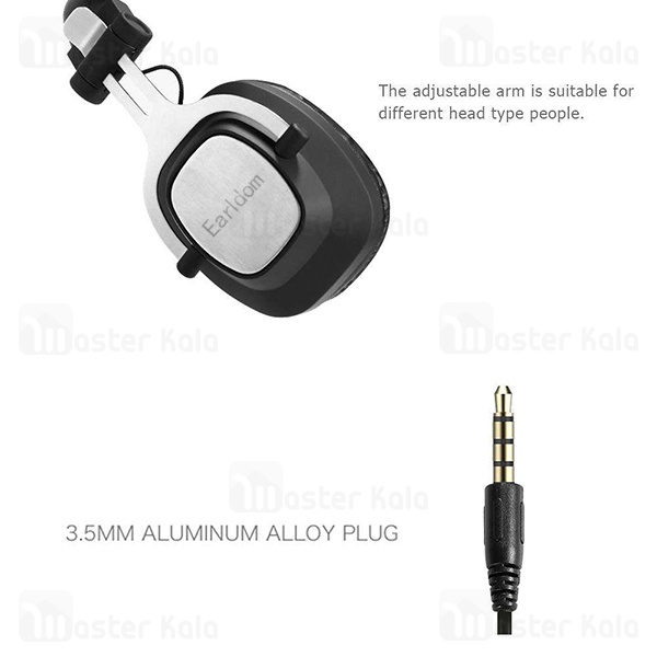 هدفون بلوتوث ارلدام Earldom ET-BH24 Wireless Stereo Headphone