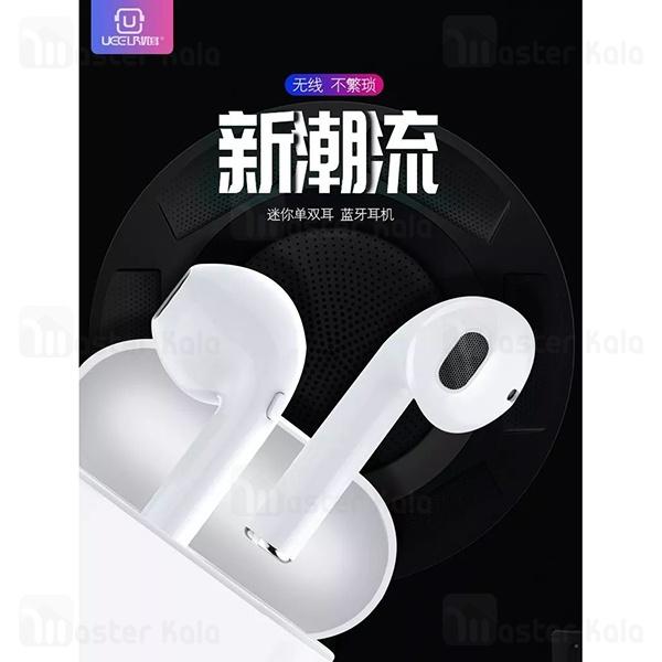 هدست بلوتوث دوتایی UEELR L23 TWS Bluetooth Headset