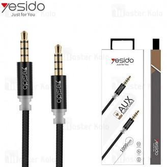 کابل انتقال صدا Aux یسیدو Yesido YAU-02 Audio Cable 1m