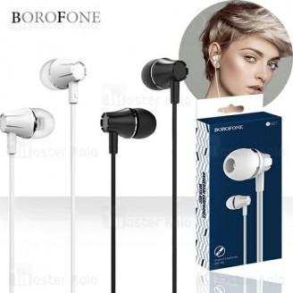 هندزفری سیمی بروفون BOROFONE BM21 Universal wired Handsfree